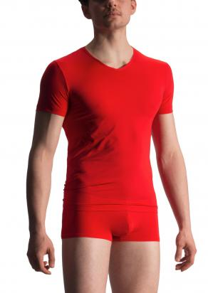 RED1916 V-Neck reg.