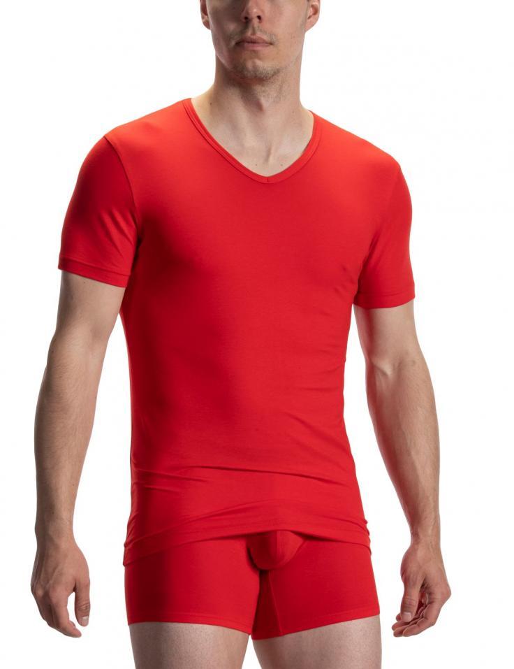 RED1601 V-Neck regular   Shirts   Underwear  Olaf Benz - Shop