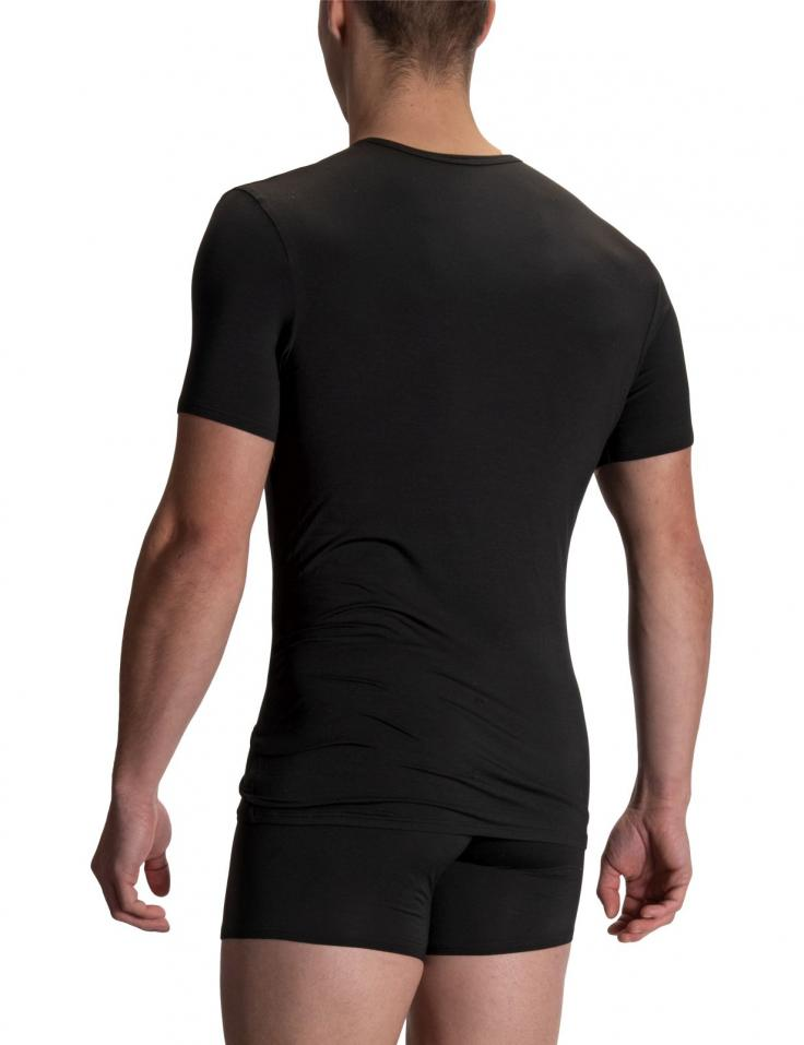 morepic-PEARL2101 V-Neck reg.  | Shirts | Unterwäsche| Olaf Benz - Shop